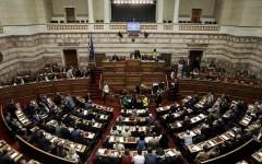 Τελεσίγραφο στην Κυβέρνηση και ανοικτή επιστολή προς τον Πρόεδρο της Ελληνικής Δημοκρατίας.